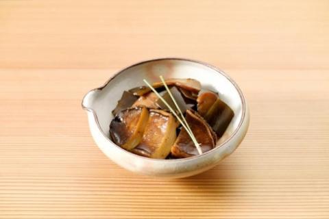 【下鴨茶寮】老舗料亭の味を自宅で楽しむ 鮑と松茸のぜいたく煮