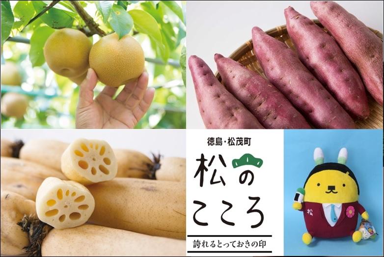 ANAのふるさと納税 | 徳島県松茂町のご紹介