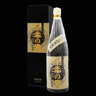 (2014年限定)千年の響 かめ壷貯蔵7年古酒 43度 1800ml